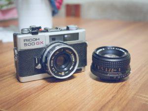 Mit alten Kameras auf Motivjagd gehen - Analoge Fotografie