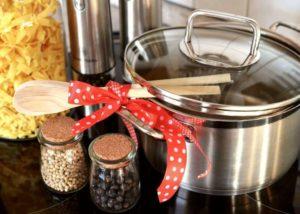 Raffinierte, nicht alltägliche Rezepte gemeinsam kochen