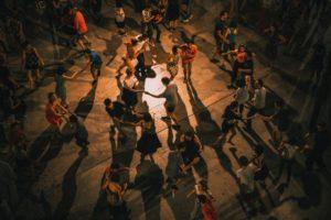 """Comeback and Dance"" - Kirchendisko wie damals"